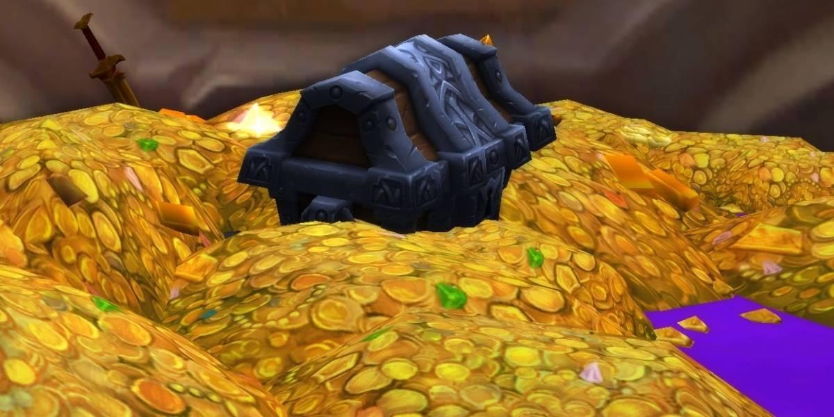 El oro virtual de World of Warcraft vale siete veces más que la moneda de Venezuela