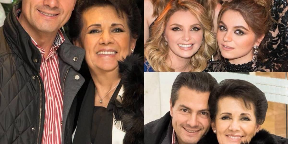 Peña Nieto felicita a las mamás en su día