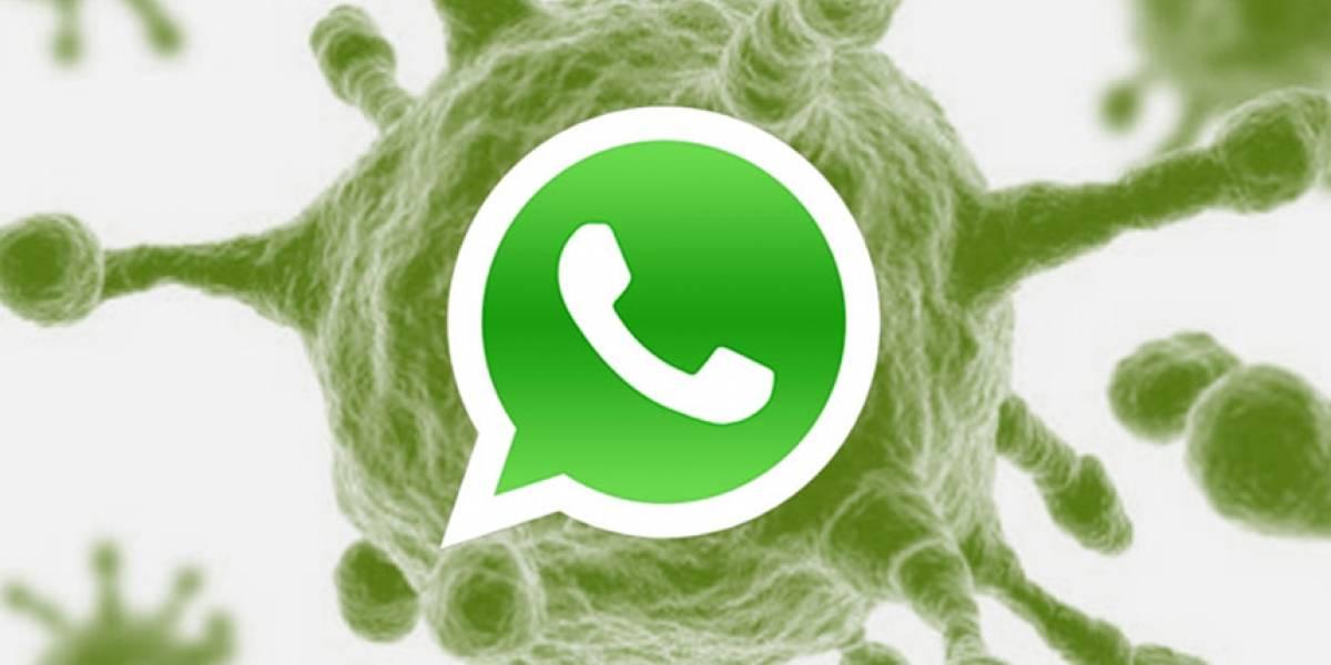 Este virus te roba información de WhatsApp y móviles Android