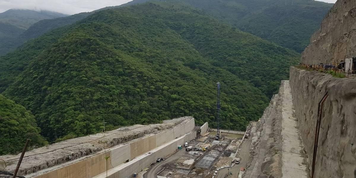 EPM abre las compuertas de la casa de máquinas de Hidroituango para encauzar el río Cauca