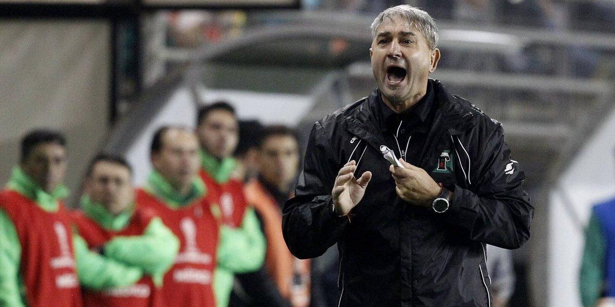 Giovagnoli pone en duda su continuidad en Temuco tras histórico triunfo en la Copa Sudamericana