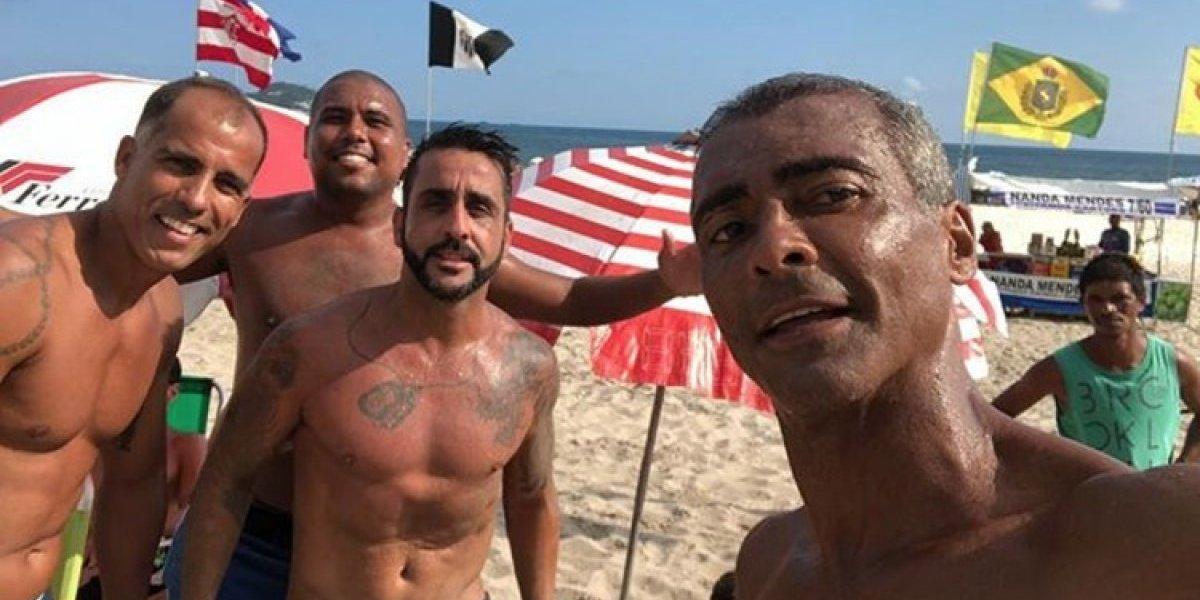 Romario da su mejor consejo sexual a joven jugador para brillar en el Mundial