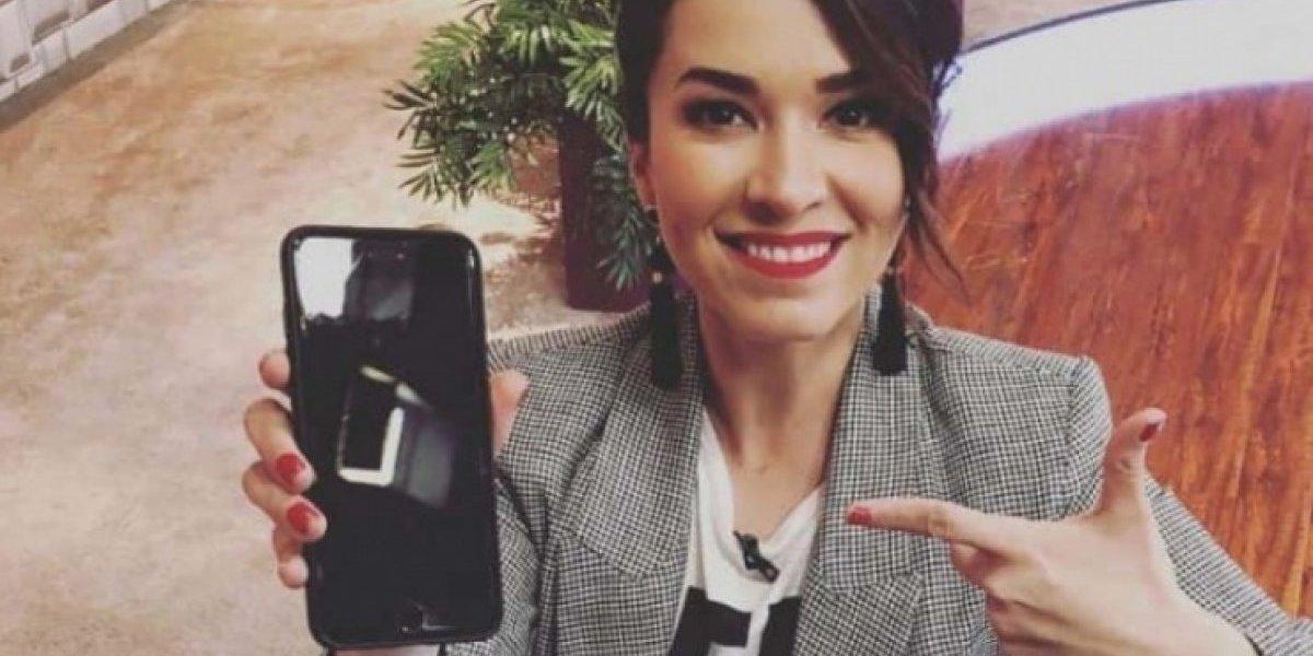 Famosa presentadora aclara que no veía porno con su hija