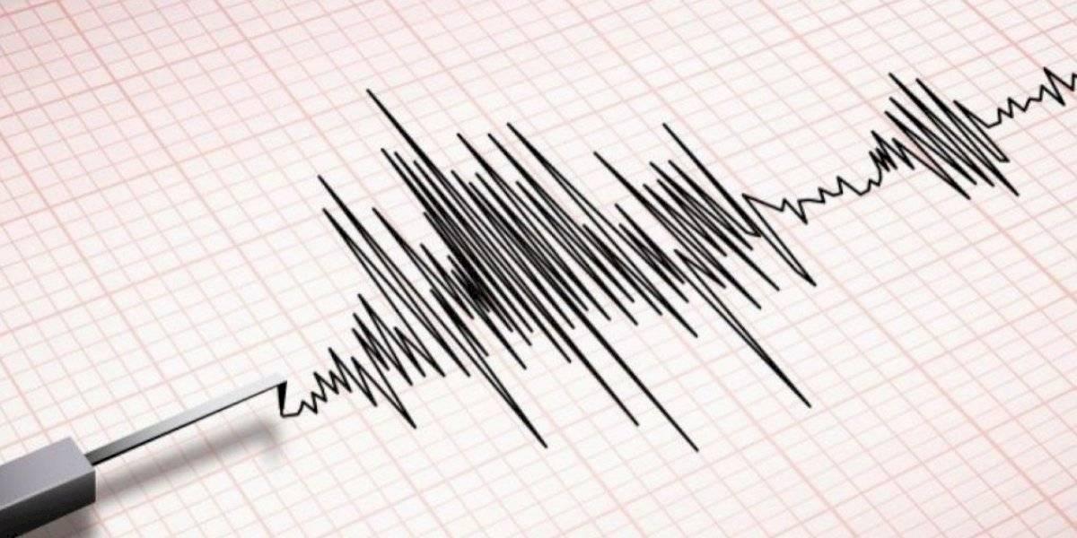 Se reporta nuevo temblor al sur de la isla