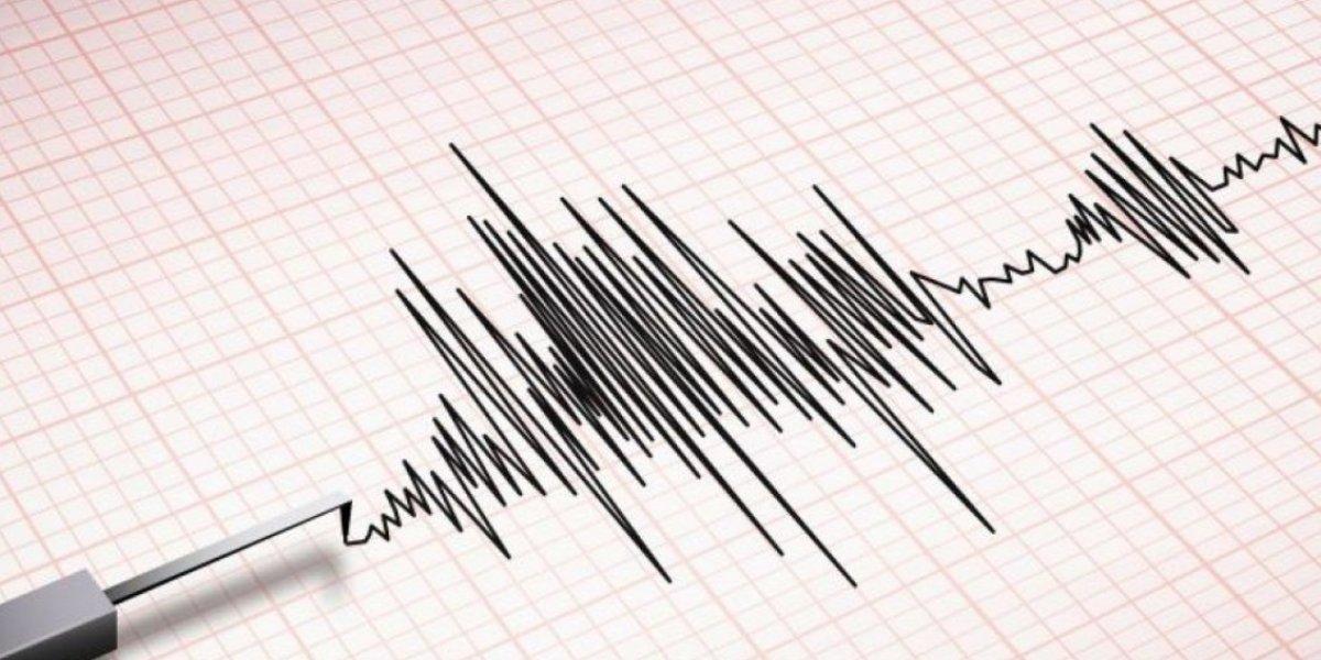 Temblor de 5.1 sacude la isla