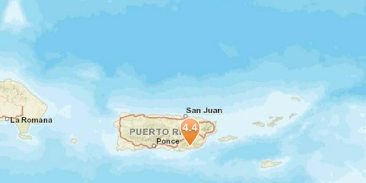 Tiembla al sur de la isla