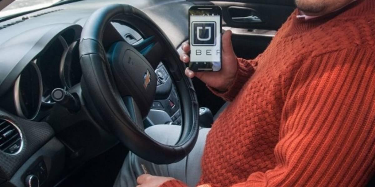 Uber lanza nueva app que facilita registro de ganancias a conductores
