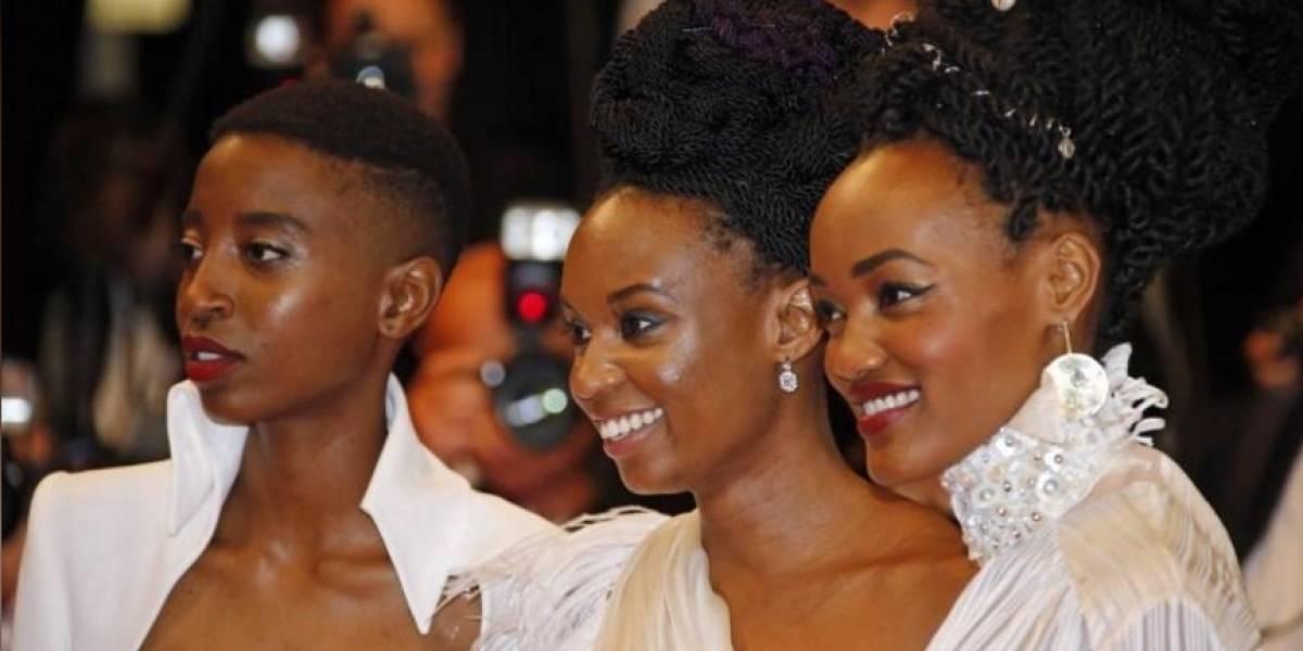 Queniana lamenta que filme de amor lésbico exibido em Cannes seja proibido em seu país