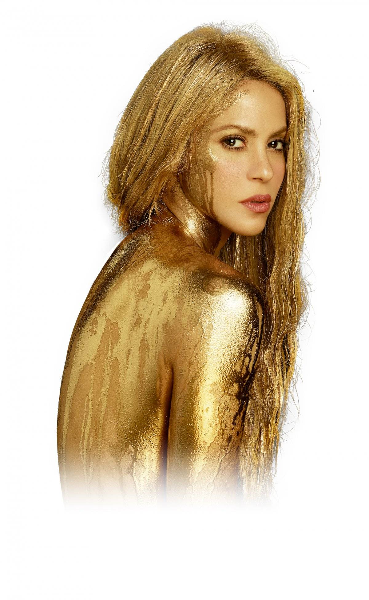 Cortesía Shakira El Dorado World Tour