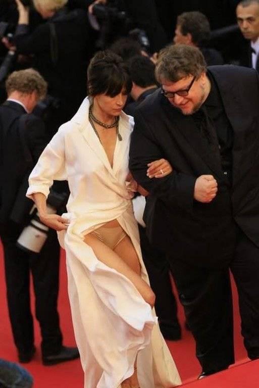 actriz francesa Sophie Marceau Foto: AFP