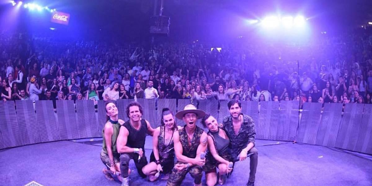 Transmisión en vivo concierto de Timbiriche en Guatemala, hoy 10 de mayo 2018