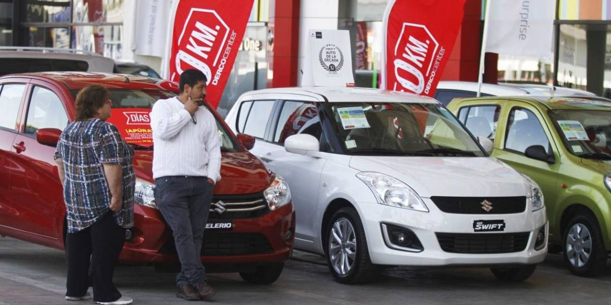 ¡Sin frenos! Más de 40% crecieron las ventas de autos nuevos en abril