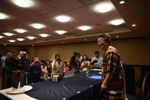 Relatora Victoria Tauli-Corpuz en Guatemala