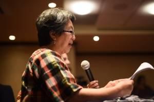 Relatora de Pueblos Indígenas Victoria Tauli-Corpuz