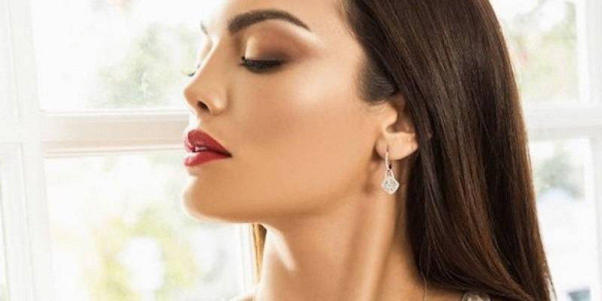 Zuleyka Rivera es embajadora de línea de diamantes