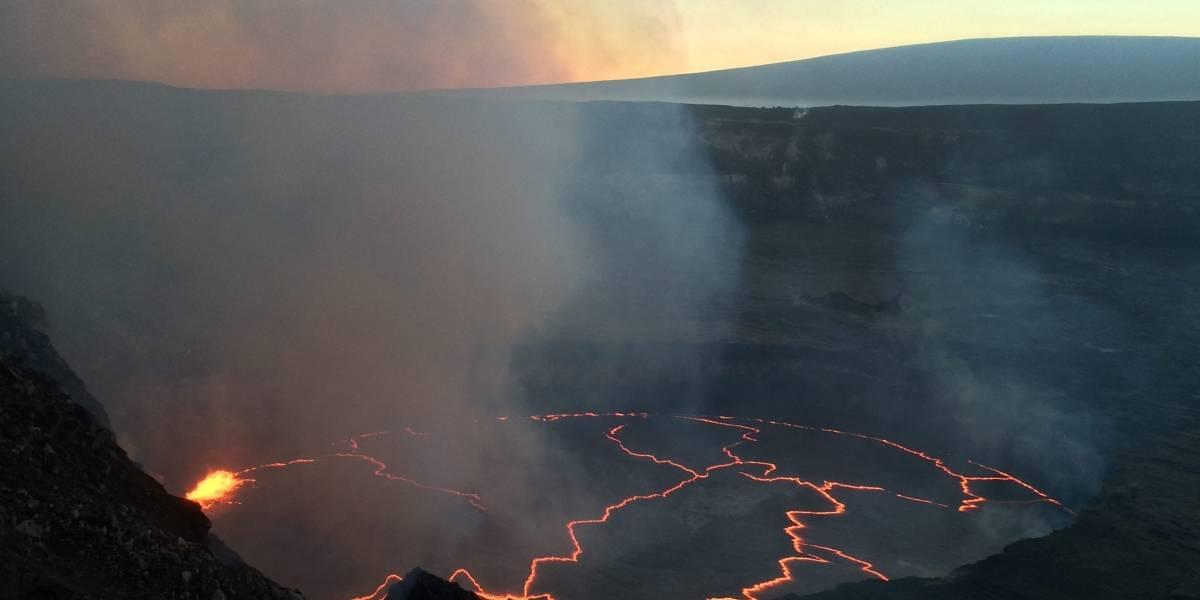 Rocas del tamaño de un refrigerador volarían por los aires en Hawai