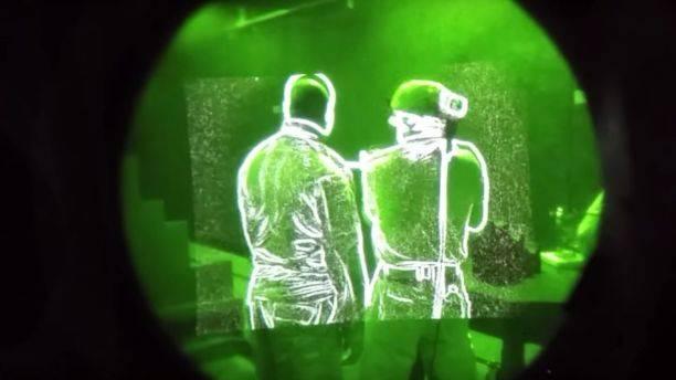 """Con esta nueva tecnología el ejército estadounidense podrá """"repartir libertad"""" a gusto incluso en la noche"""