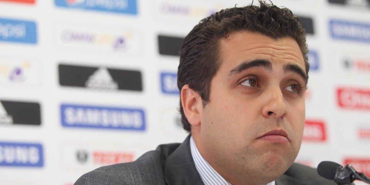 Necaxa hace oficial la llegada Michel Leaño como DT