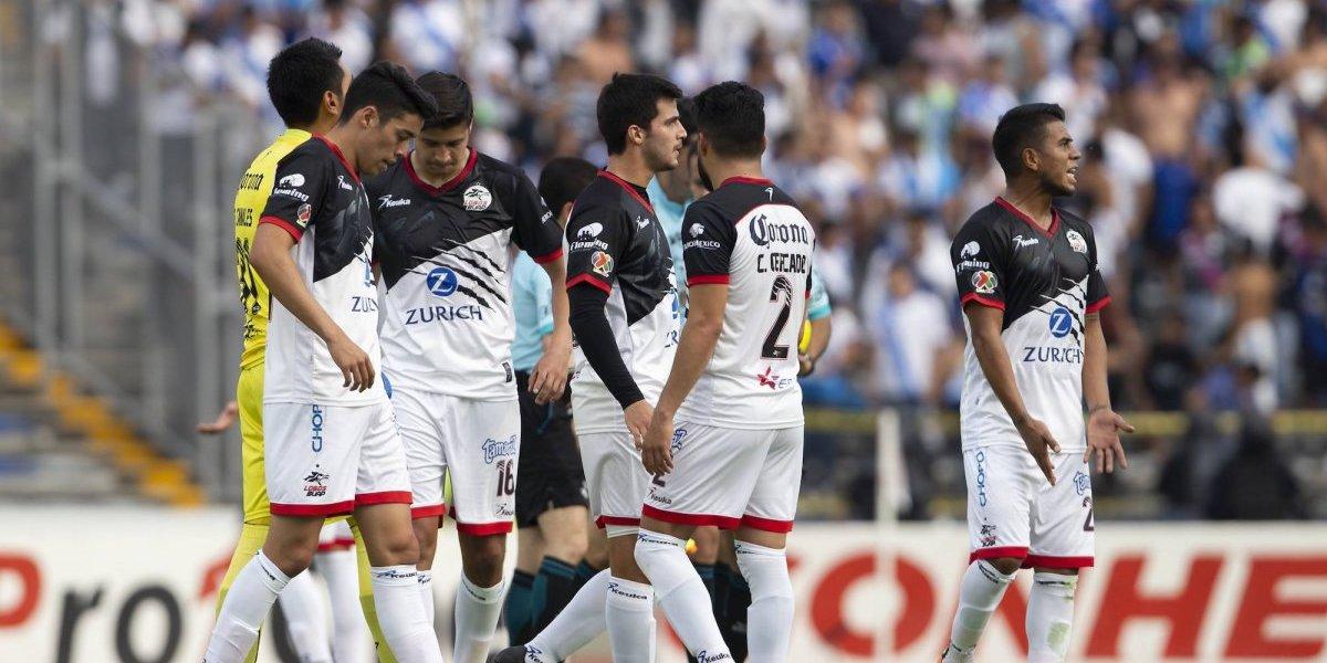 Lobos BUAP huele a Primera División