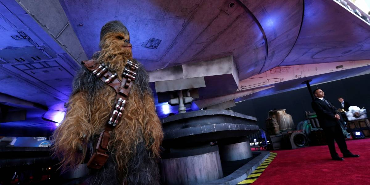 'Star Wars': Chewbacca é personagem mais pesquisado por brasileiros no último ano
