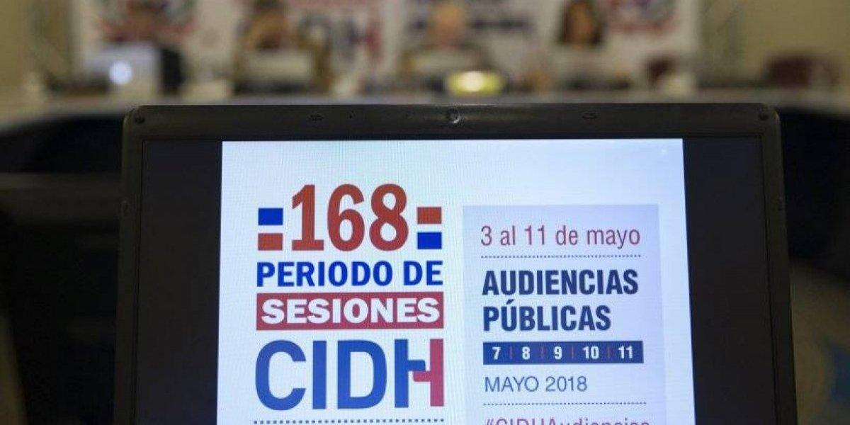 Deterioro de DDHH y situación de migrantes venezolanos cierra audiencias CIDH