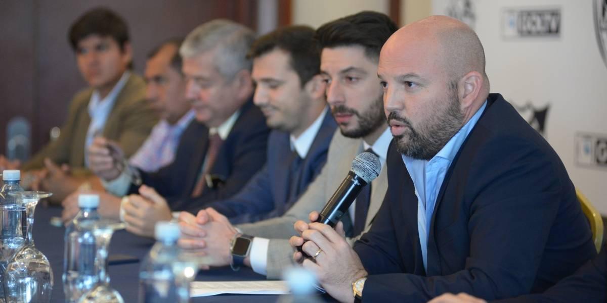 Presidente de la Liga Profesional analiza aumentar a 16 equipos en la Serie A para el 2019