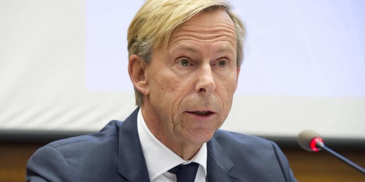 WOLA se pronuncia ante la petición del retiro del embajador de Suecia, Anders Kompass
