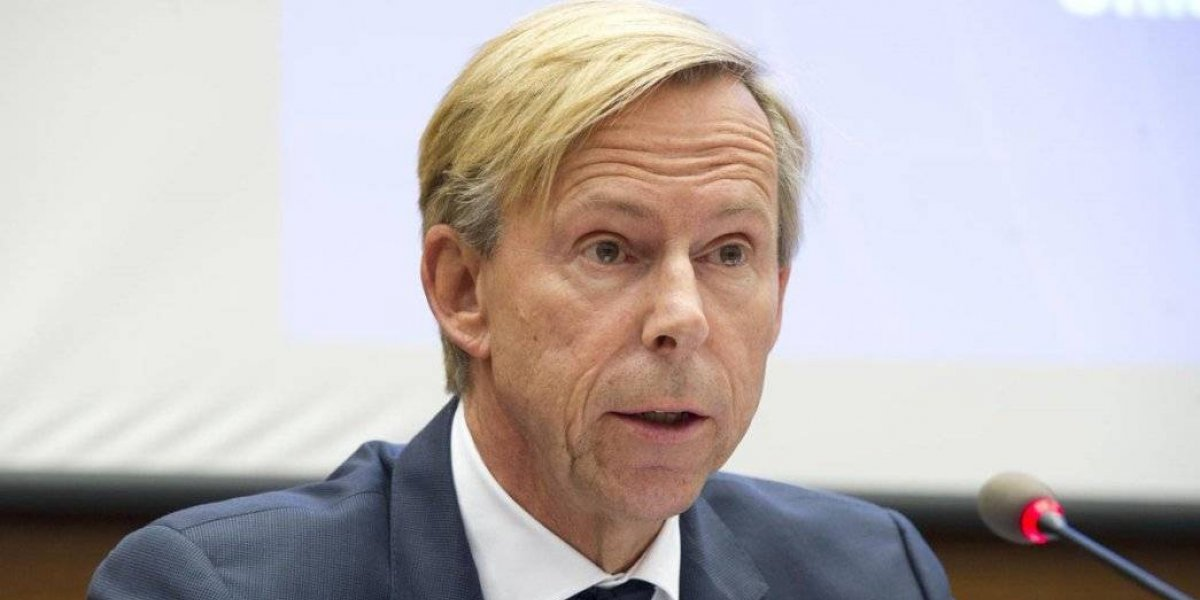 """Hiemann: """"Suecia como país apoya a la CICIG y no es vinculante a que esté o no Kompass en Guatemala"""""""