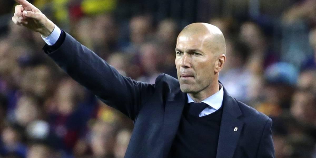 La fuerte discusión que habría ocasionado la renuncia de Zinedine Zidane del Real Madrid