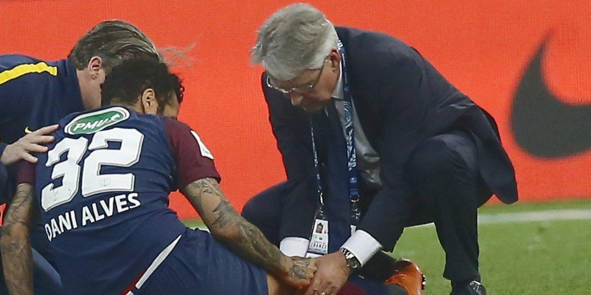 Brasil llora: Dani Alves se perderá el Mundial de Rusia 2018