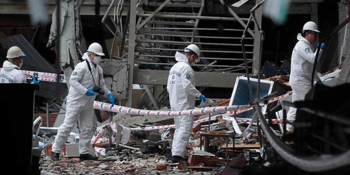 Investigación revela causa de la tragedia: explosión de gas en Sanatorio Alemán se debió a perforación de cañería