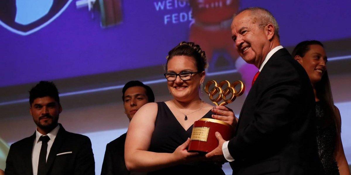 María Fernanda Valdés será la abanderada chilena en los Juegos Suramericanos 2018