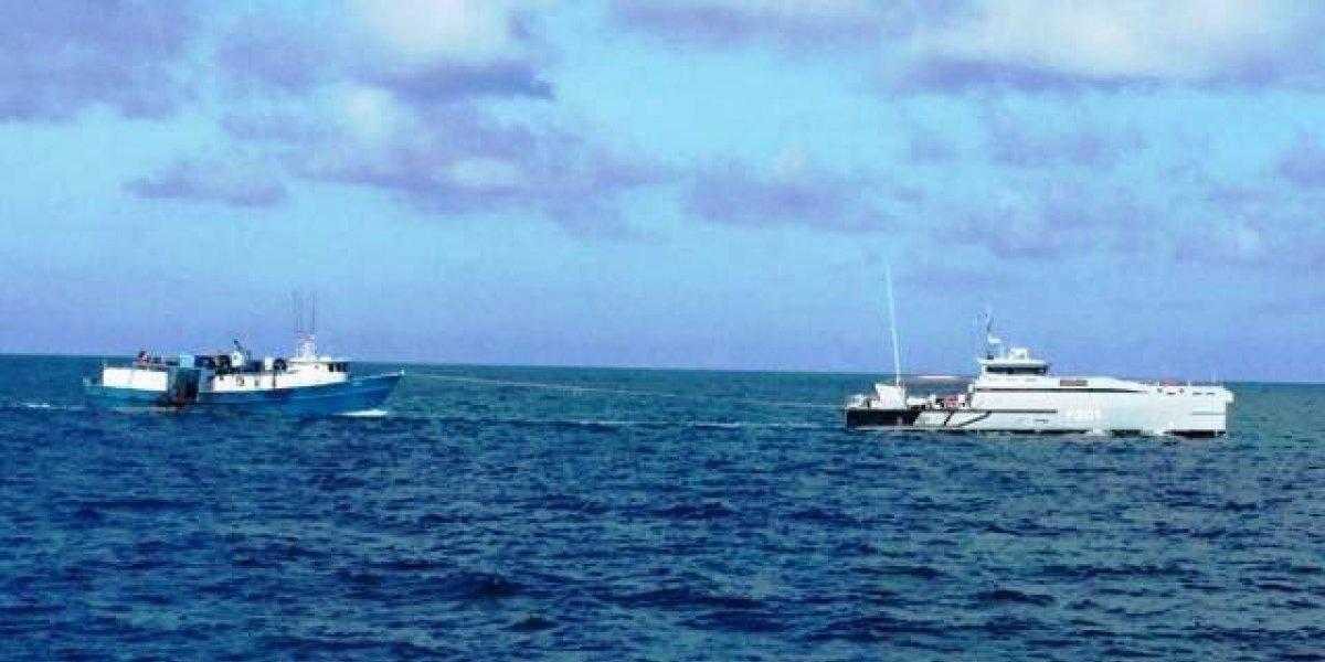 Detienen a 5 dominicanos y un estadounidense en viaje ilegal en Saint John