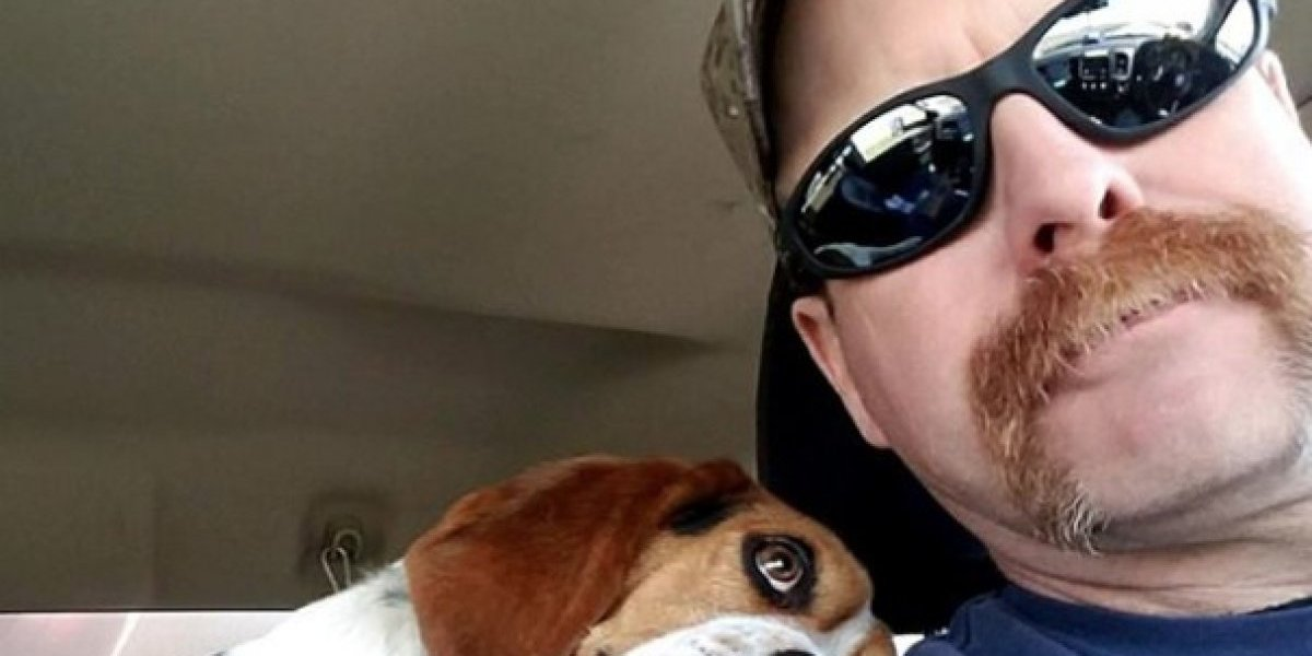 Recibió una segunda oportunidad: perrito fue rescatado de la eutanasia y su cara de agradecimiento enterneció al mundo entero