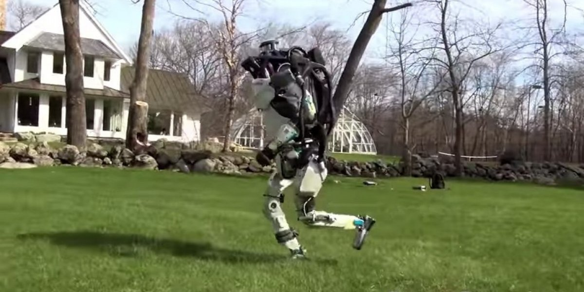Los robots de Boston Dynamics son mas inteligentes de lo que piensas