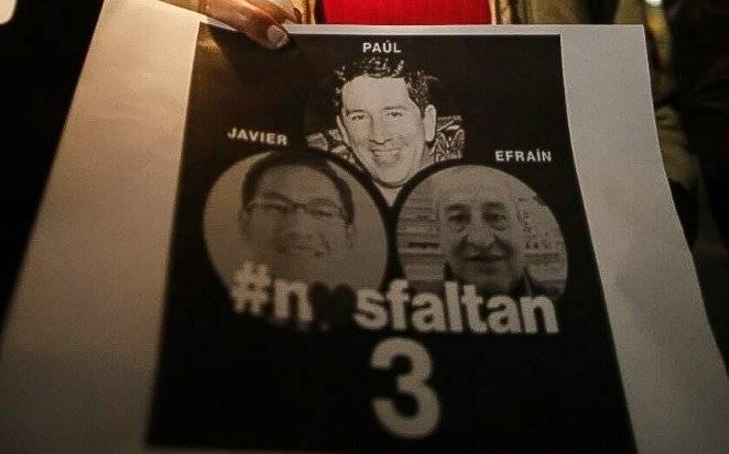 Periodistas asesinados en la frontera