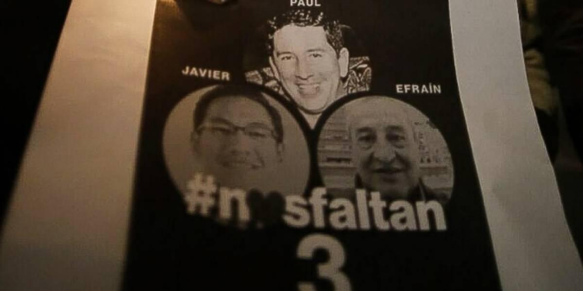CIDH conforma comisión por secuestro y asesinato de periodistas en frontera