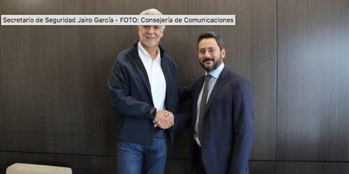 Peñalosa posesionó al nuevo secretario de Seguridad