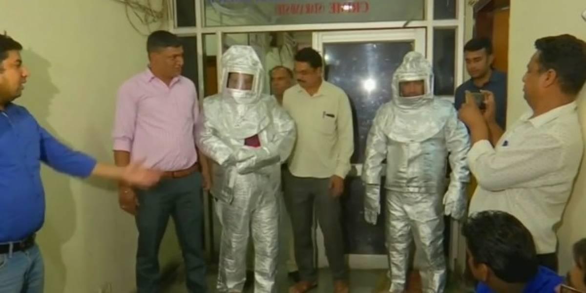 Falsos astronautas são presos por golpe milionário