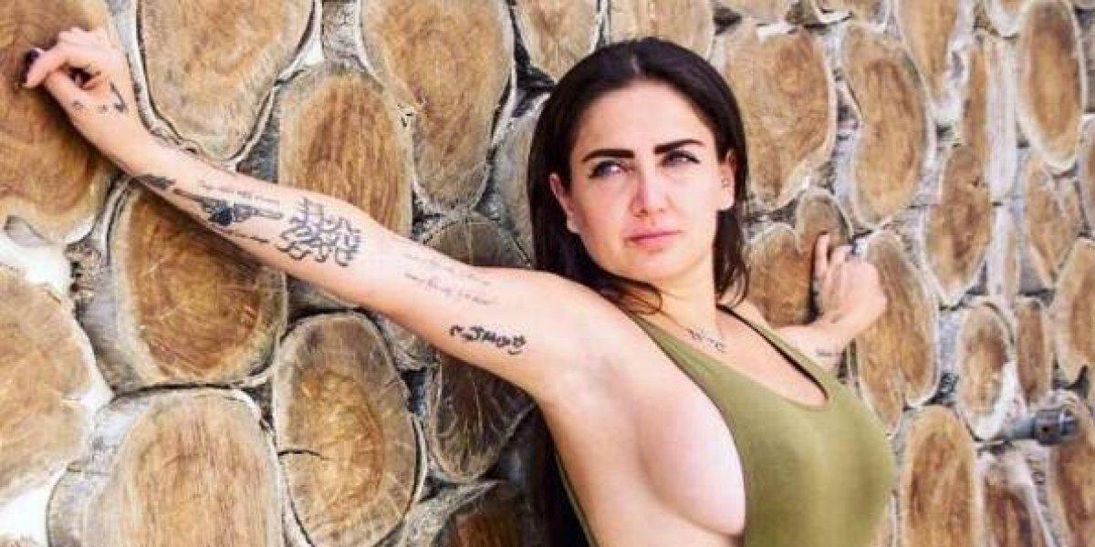 Celia Lora vuelve a desafiar la censura de Instagram con una foto explícita