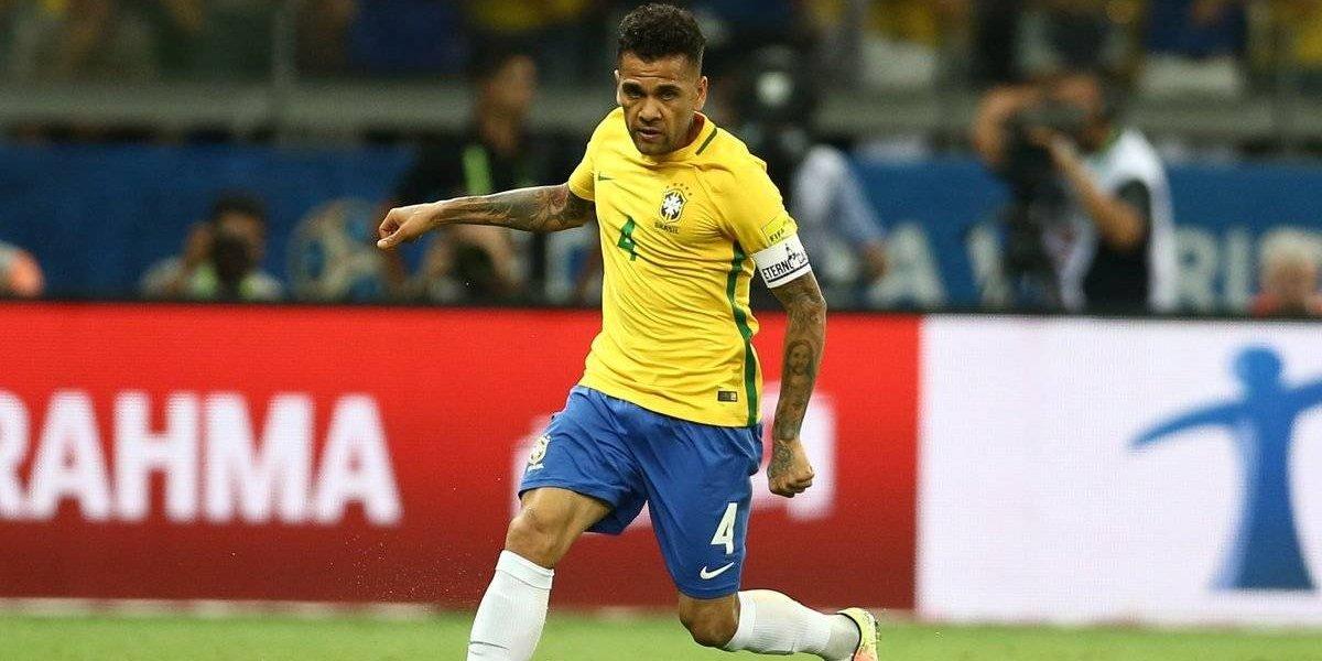 OFICIAL: Dani Alves se queda fuera del Mundial