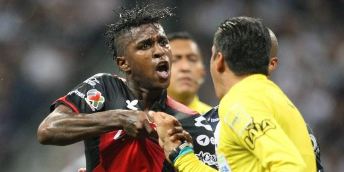 Suspenden cinco partidos al árbitro Marcos Quintero