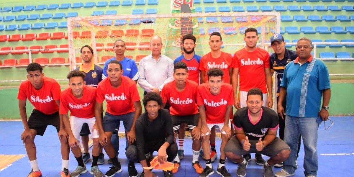 Atletas Morel,  Sánchez, Santana y Rosario conquistan plazas en Pesas para los Juegos Nacionales