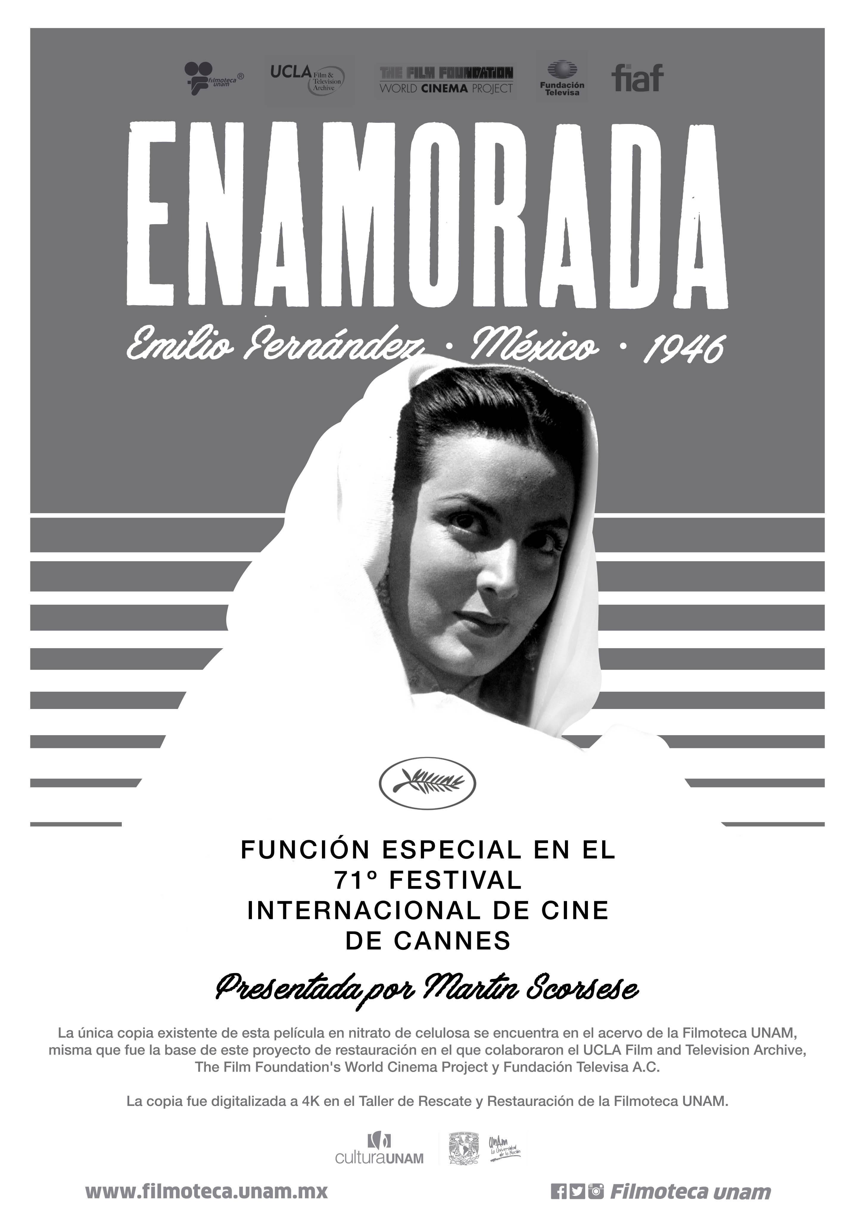 UNAM digitaliza película antigua en 4K para Martin Scorsese en el Festival de Cannes
