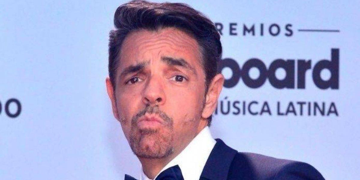 Fuertes críticas contra Eugenio Derbez por burlarse de la mamá de Luis Miguel