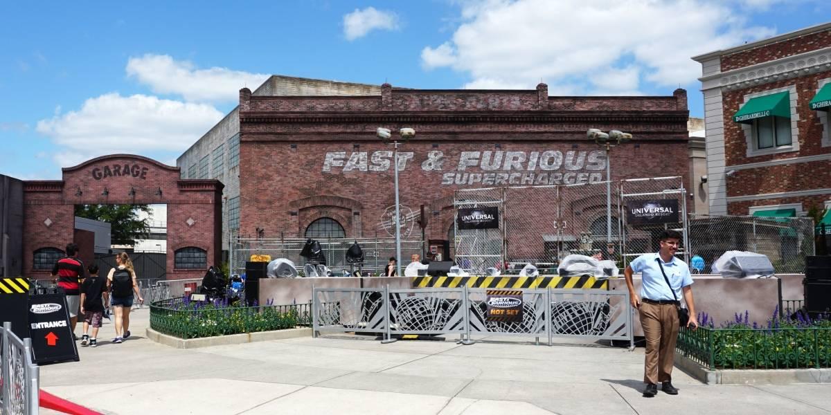 Fast and Furious Supercharged: La nueva atracción de Universal Orlando