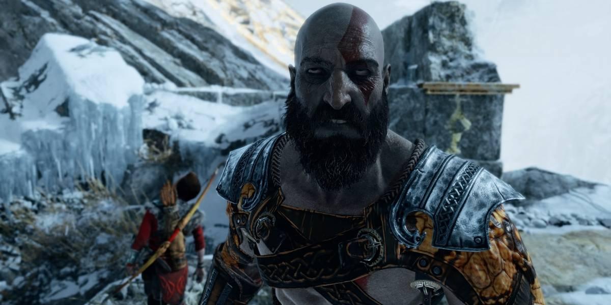 El nuevo modo foto de God of War es casi perfecto