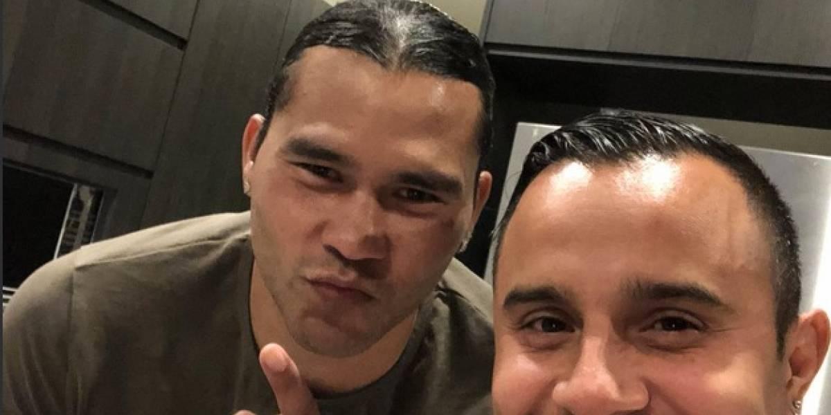 'Gullit' Peña da a conocer su paradero y agradece a sus seguidores