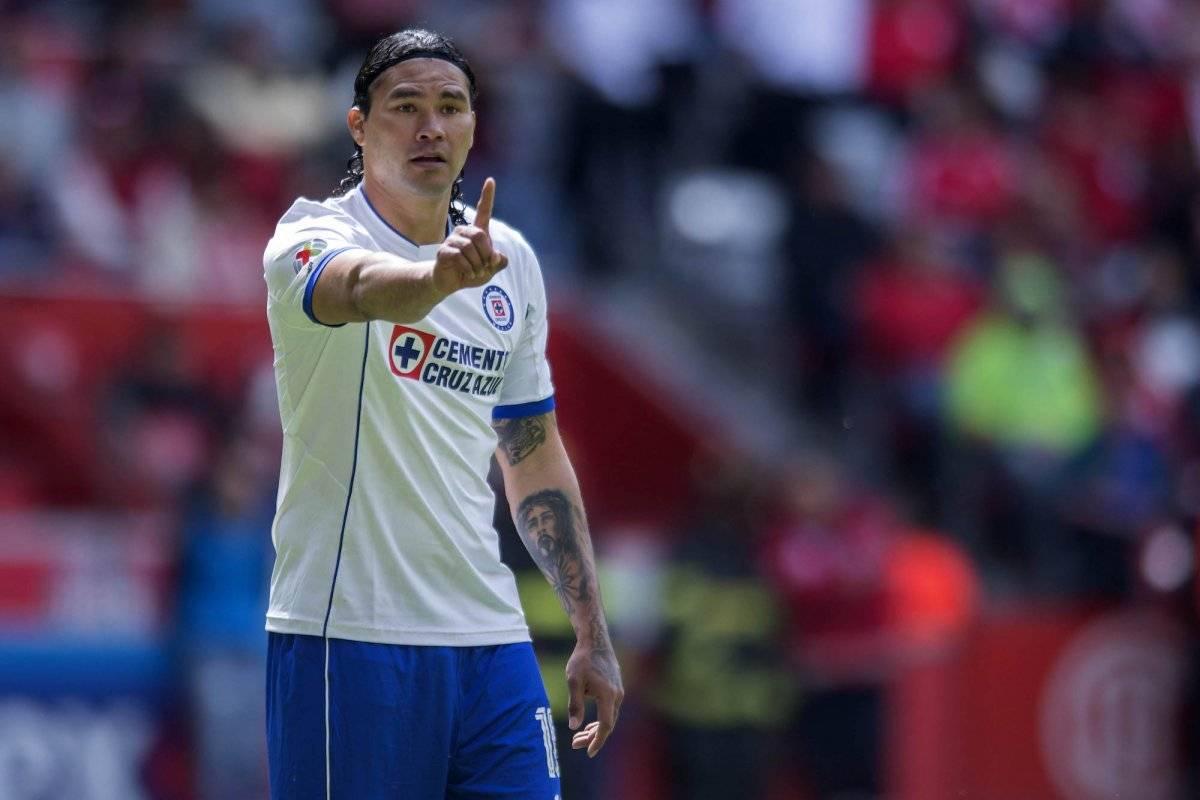 El Gullit tuvo muy poca participación con Cruz Azul este torneo |MEXSPORT