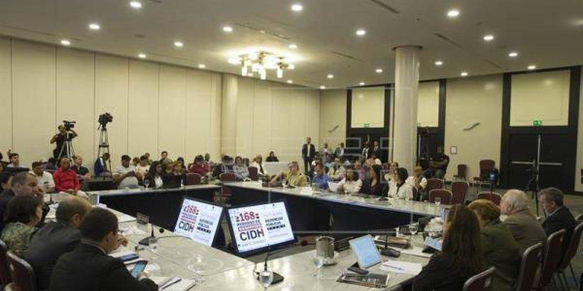 CIDH confía México garantice seguridad en campaña electoral